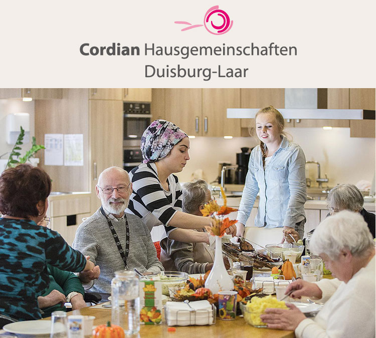 Cordian Hausgemeinschaften Duisburg
